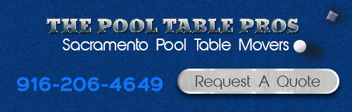 Sacramento Pool Tables